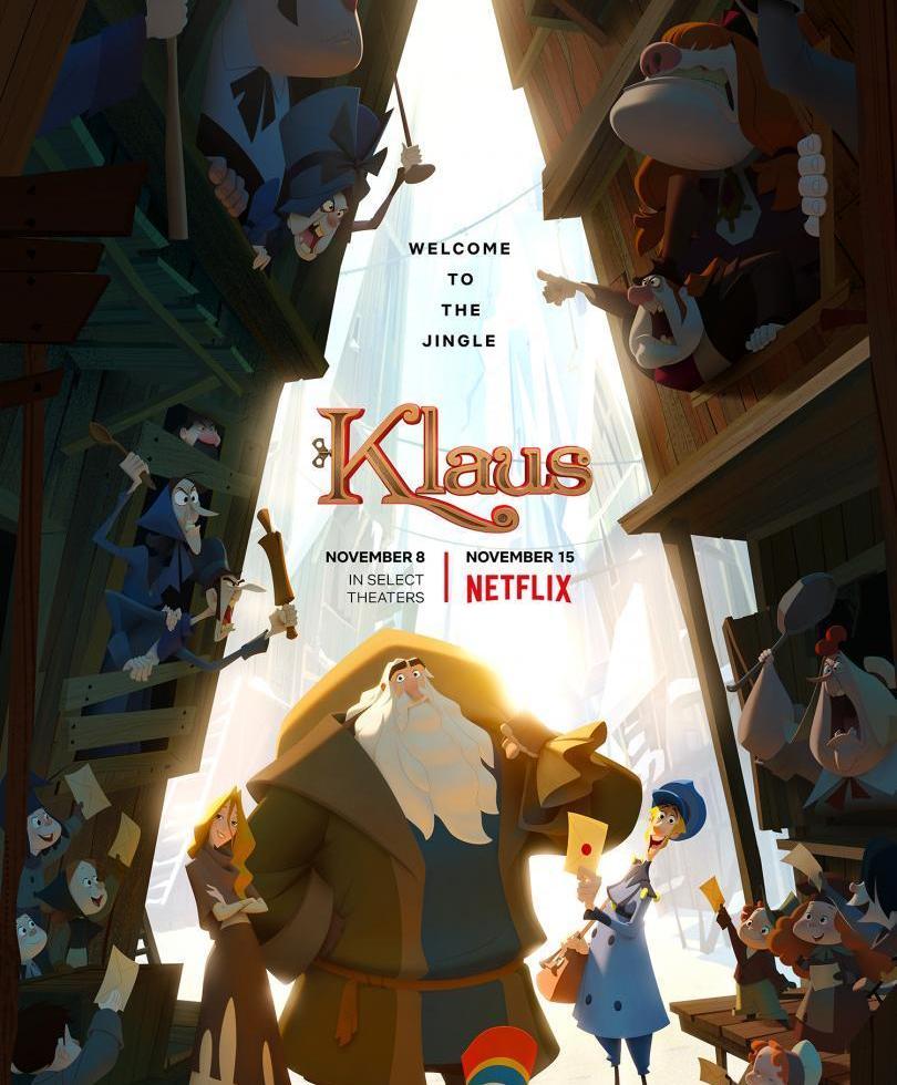 Poster de Klaus