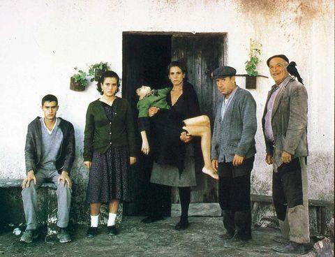 Fotograma de Los Santos Inocentes
