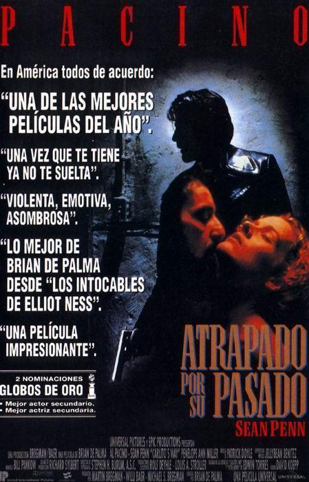 Poster de Atrapado por su Pasado