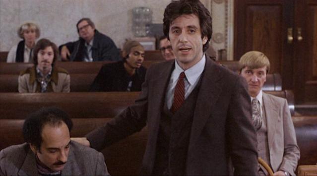 Al Pacino en Justicia Para Todos