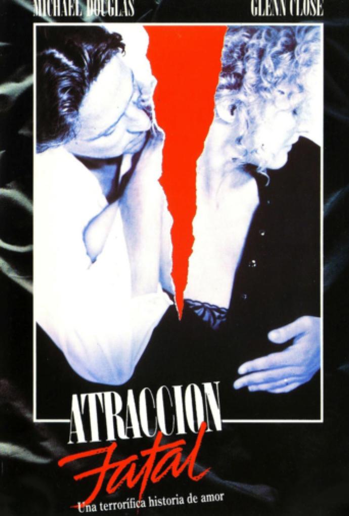 Poster de Atracción Fatal