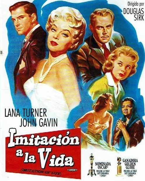 Poster de Imitación a la Vida
