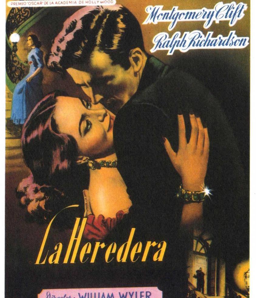 Poster de La Heredera