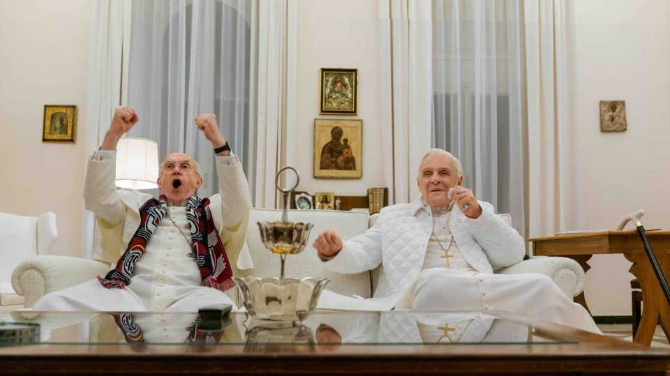 Fotograma de The Two Popes