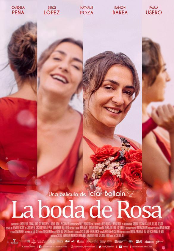Poster de La Boda de Rosa