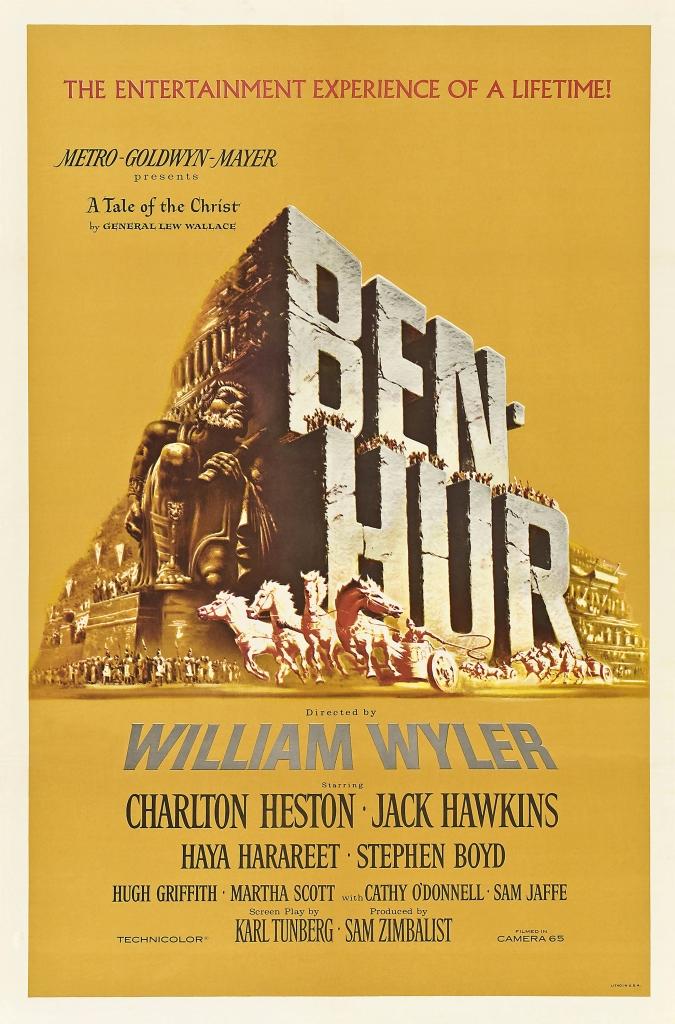 Poster de Ben-Hur