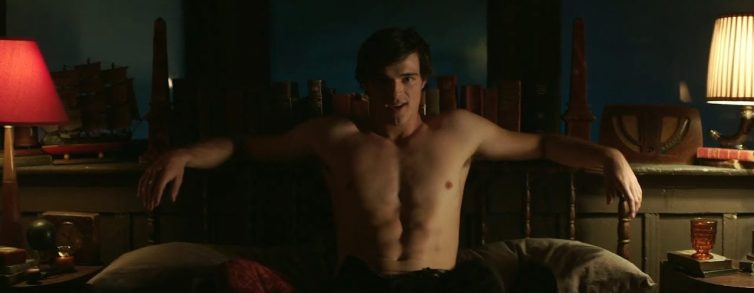 Jacob Elordi en The Mortuary Collection