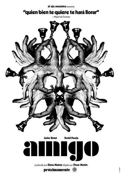 Poster de Amigo