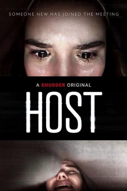 Poster de Host