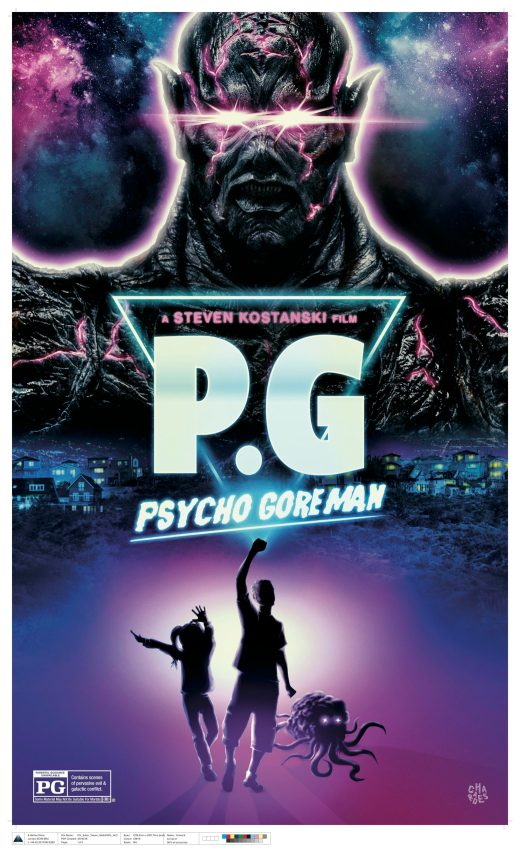 Poster de Psycho Goreman
