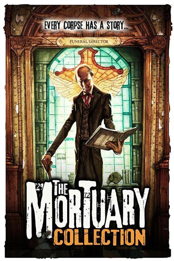 Poster de The Mortuary Collection