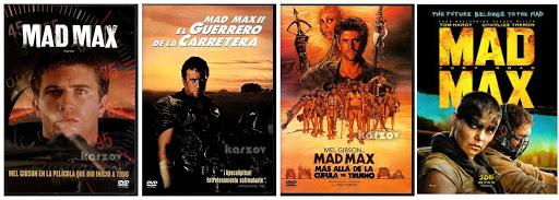 Saga Mad Max
