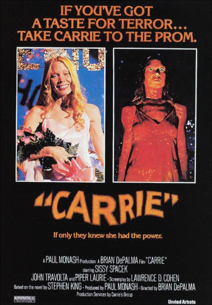 Poster de Carrie