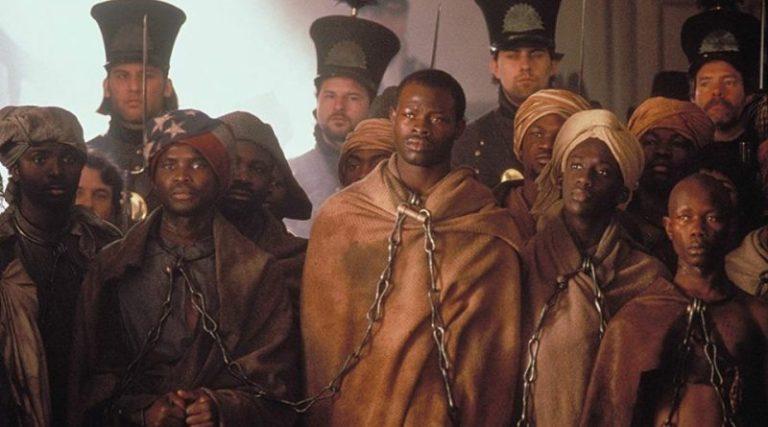 Esclavos de Amistad