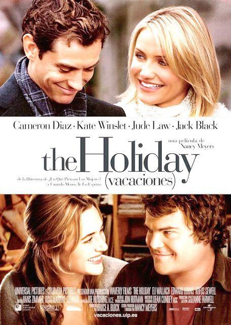 Poster de The Holiday (Vacaciones)