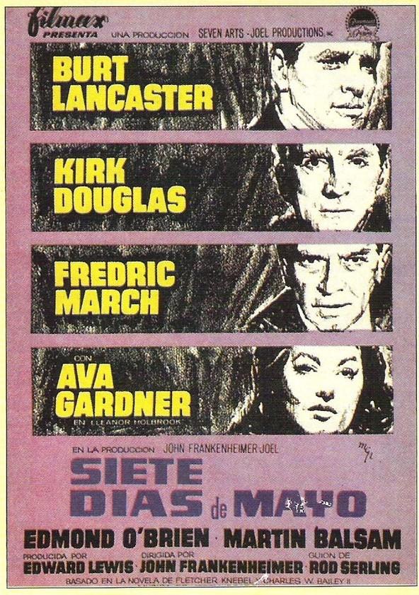 Poster de Siete Días de Mayo