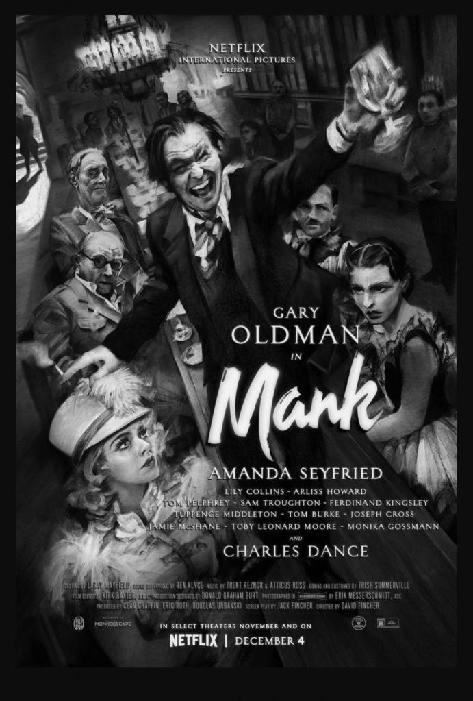 Poster de Mank