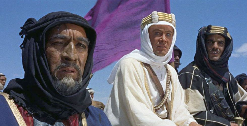 Fotograma de Lawrence de Arabia