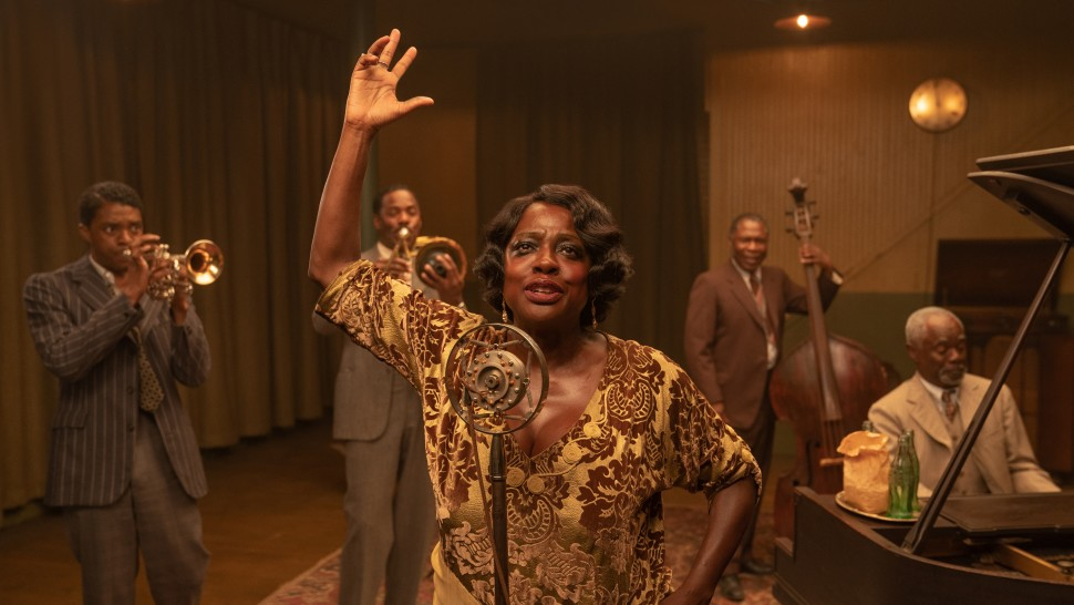 Fotograma de Ma Rainey's Black Bottom (La Madre del Blues)