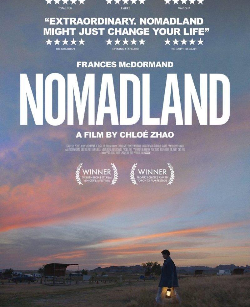 Poster de Nomadland