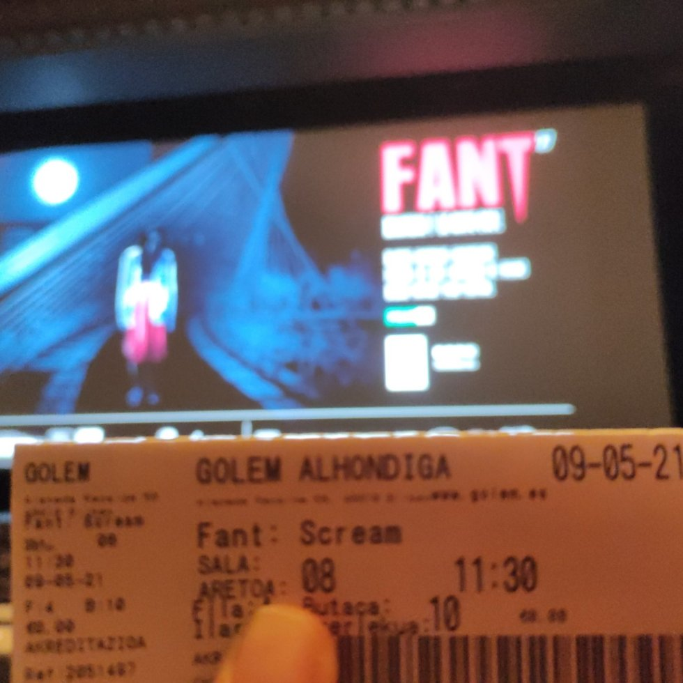 Scream - FANT 2021