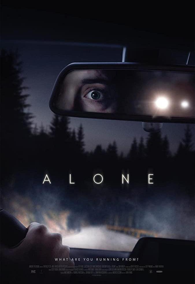 Poster de Alone