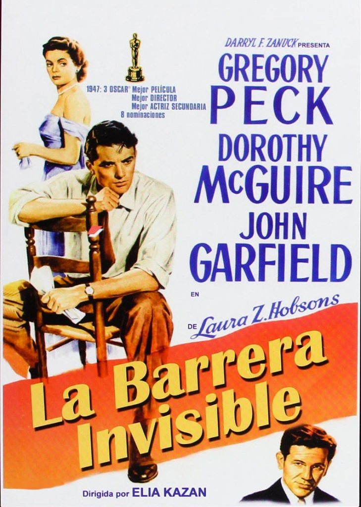 Poster de La Barrera Invisible