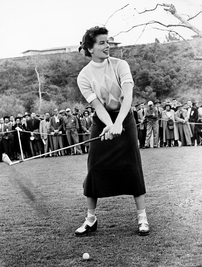Katharine Hepburn en La Impetuosa
