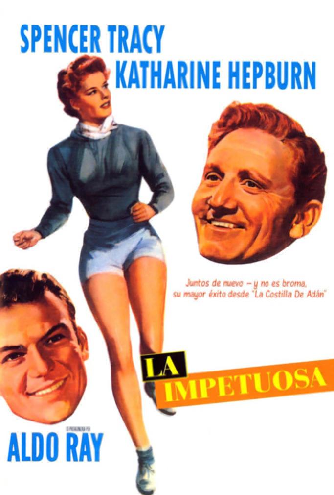 Poster de La Impetuosa
