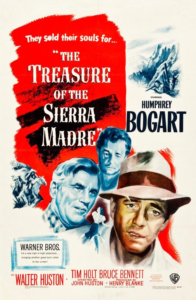 Poster de El Tesoro de Sierra Madre
